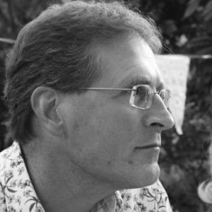portret Bert Kamp